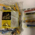 Afzal Shisha Mouth Tips - Large