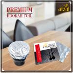 Afzal aluminium shisha foil