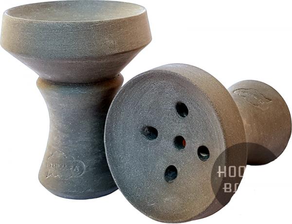 KHMARA hookah / shisha Heavyweight Bowl TT1 - Stone