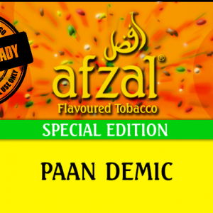 Afzal Paandemic Special Edition
