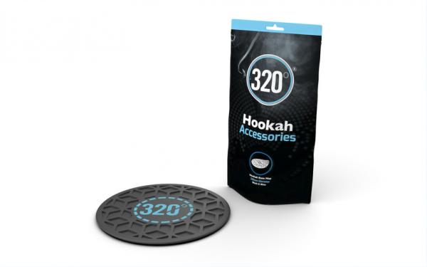 320 hookah base mat