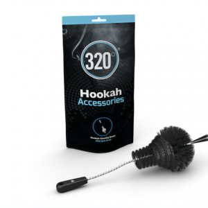 320 wide hookah base cleaning brush