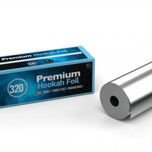 320 premium hookah foil roll 40 micron