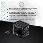 320 Hookah 1000W 'High Tower' Electric Coal Burner